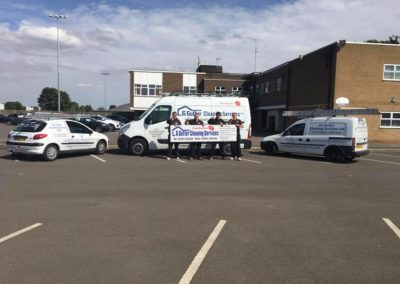 Commercial Gutter Cleaning Grimsby