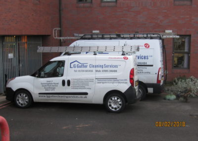 LG Commercial Gutter Cleaning ltd