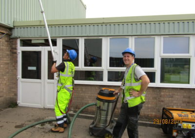 LG Commercial Gutter cleaning Scunthorpe