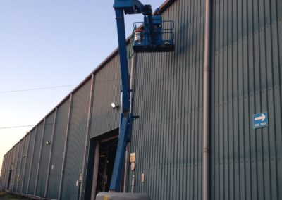 Commercial Gutter cleaning Scunthorpe